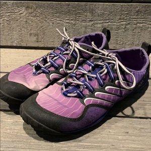 Women's Merrell Trail Shoes, Purple, Sz 9.5